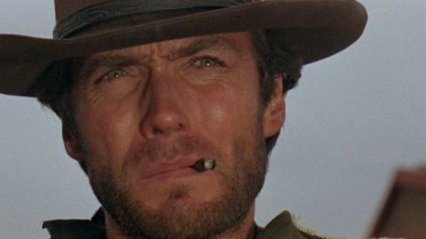 Personajes de cine. Clint Eastwood