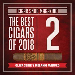 Oliva Cigars La Casa del Tabaco Ranking Cigarro Nicaragua CigarSnob