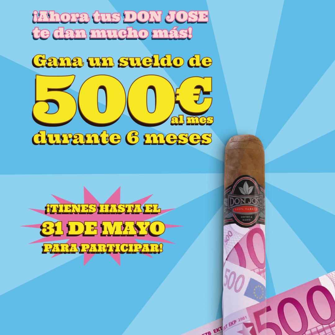 PREMIO CIGARROS DON JOSE LA CASA DEL TABACO