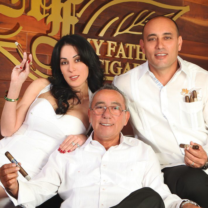 LA CASA DEL TABACO MY FATHER CIGARS