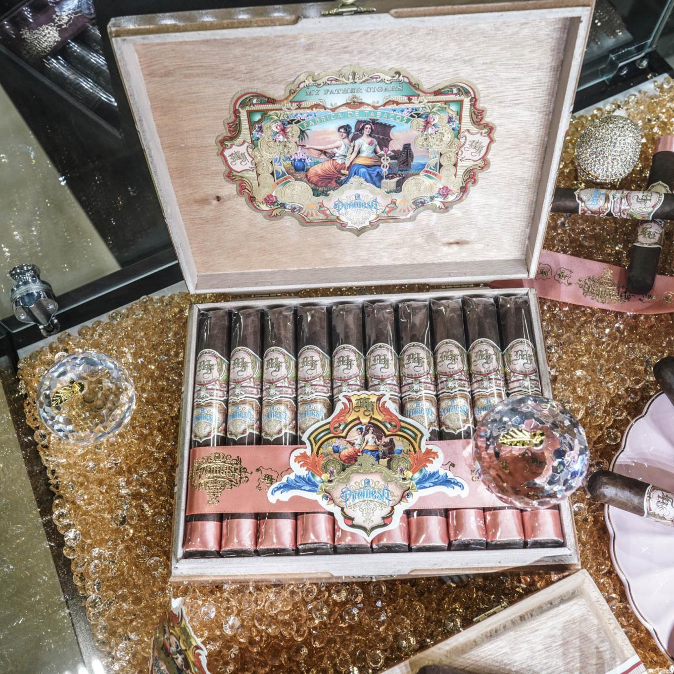 la casa del tabaco My-Father-Cigars-La-Promesa