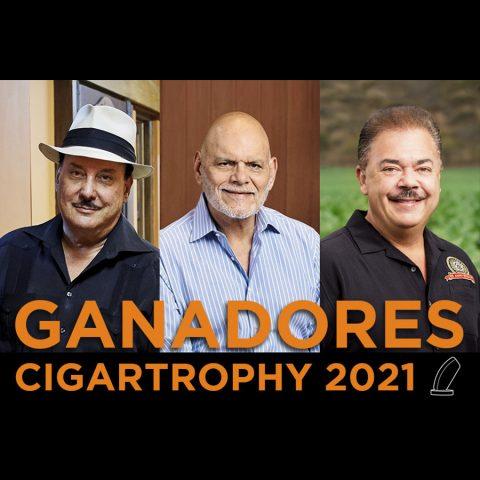 LCT LA CASA DEL TABACO Premios Cigar Trophy 2021 sq